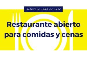 Restaurante abierto para comidas y cenas (2)